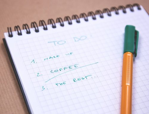 Annual Financial To-Do List